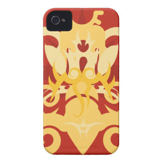 Abstraction One Osiris Case-Mate iPhone 4 Case