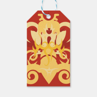 Abstraction One Osiris Gift Tags
