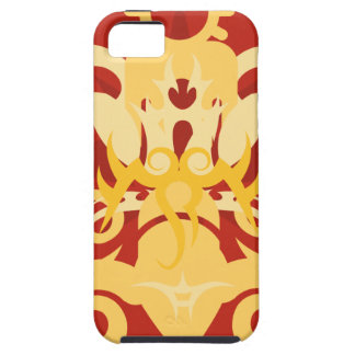 Abstraction One Osiris iPhone 5 Cases