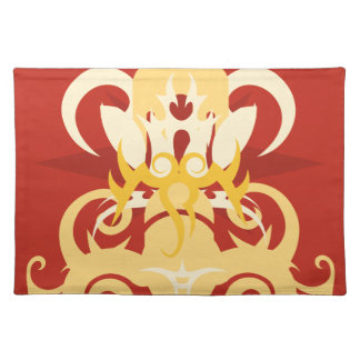 Abstraction One Osiris Placemat