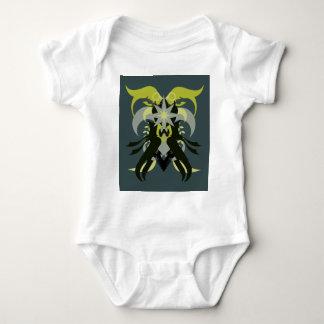 Abstraction Seven Loki Baby Bodysuit