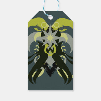 Abstraction Seven Loki Gift Tags