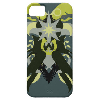 Abstraction Seven Loki iPhone 5 Cover