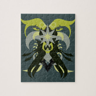 Abstraction Seven Loki Jigsaw Puzzle