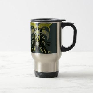 Abstraction Seven Loki Travel Mug