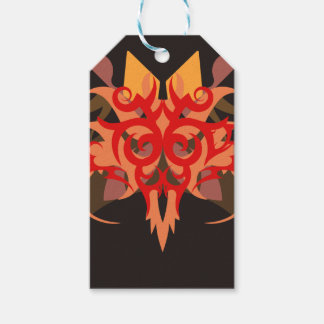 Abstraction Six Ares Gift Tags