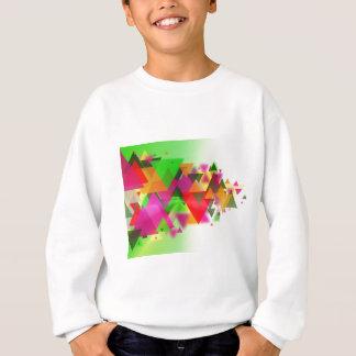 abstraction sweatshirt