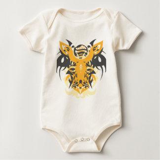 Abstraction Ten Nemesis Baby Bodysuit