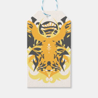 Abstraction Ten Nemesis Gift Tags