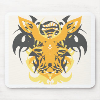 Abstraction Ten Nemesis Mouse Pad
