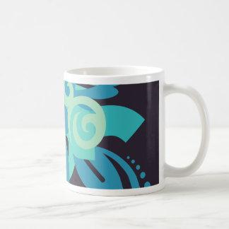 Abstraction Two Poseidon Coffee Mug