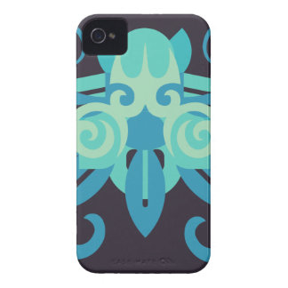 Abstraction Two Poseidon iPhone 4 Cover