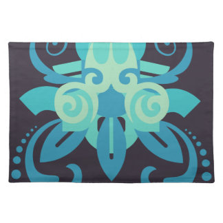Abstraction Two Poseidon Place Mats