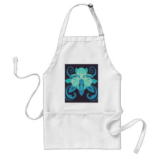 Abstraction Two Poseidon Standard Apron