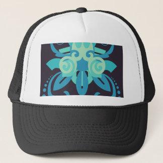 Abstraction Two Poseidon Trucker Hat