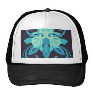 Abstraction Two Poseidon Trucker Hat