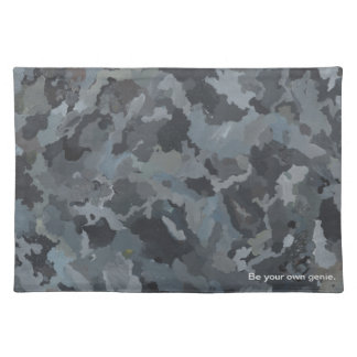 abstractloren_Igneous_No18_acrylic_16x20in_2016_ca Placemat