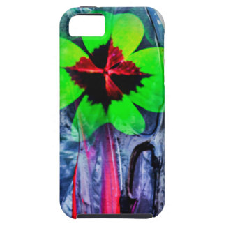 Abstractly in perfection luck iPhone 5 case