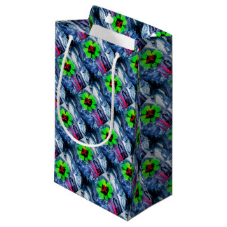 Abstractly in perfection luck small gift bag