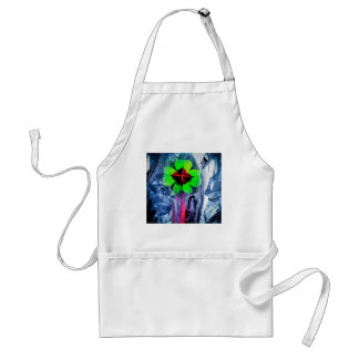 Abstractly in perfection luck standard apron