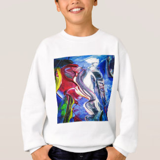 Abstractly in perfection sweatshirt