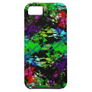 Abstractly iPhone 5 Cases