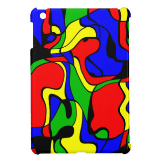 Abstractly samples case for the iPad mini