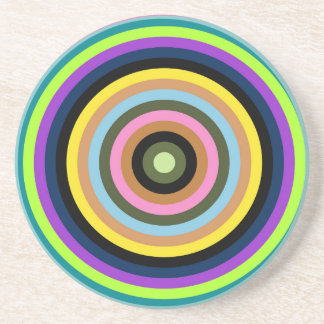 Abstractly samples coaster