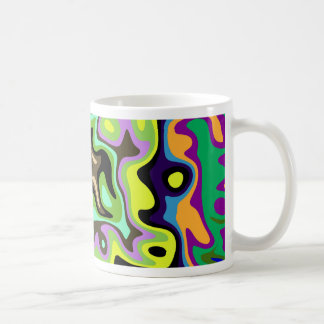 Abstractly samples coffee mug