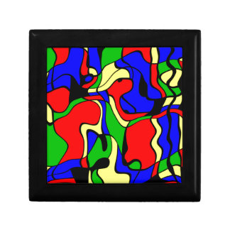 Abstractly samples gift box