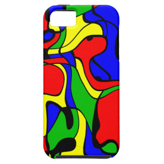 Abstractly samples iPhone 5 case