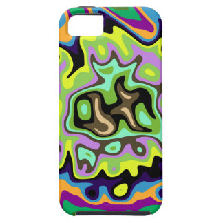 Abstractly samples iPhone 5 cover