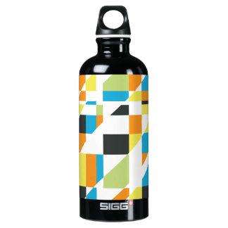 Abstraktion 002 water bottle