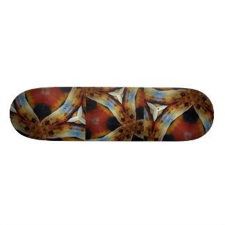 Abstrat FriedlanderWann Design Skateboard Deck