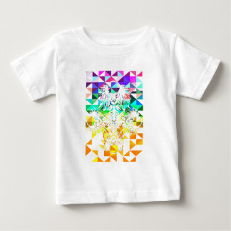 Abtract base baby T-Shirt