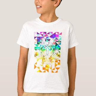 Abtract base T-Shirt