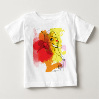 abtract Ganesha Paintings Baby T-Shirt