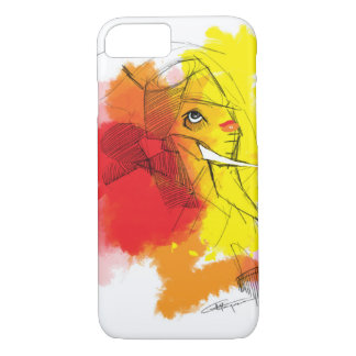 abtract Ganesha Paintings iPhone 8/7 Case