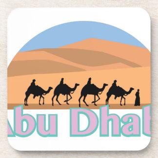 Abu Dhabi Beverage Coasters
