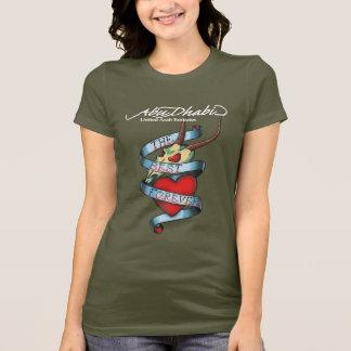 Abu Dhabi Tatoo Graphic T-Shirt