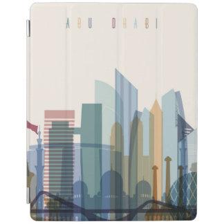 Abu Dhabi, United Arab Emirates | City Skyline iPad Cover