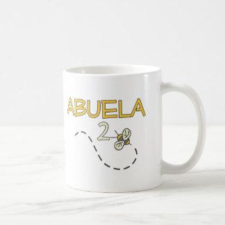 Abuela 2 Bee Coffee Mug