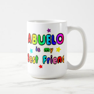 Abuelo Best Friend Coffee Mug