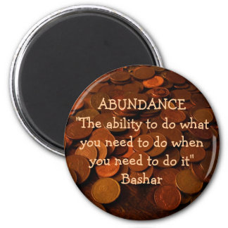Abundance Ability Magnet