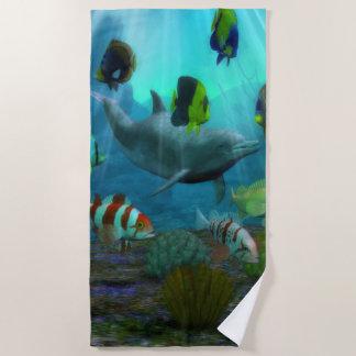 Abundance Beach Towel