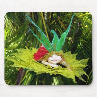 Abundance Fairy Mouse Pad by Atena Komar