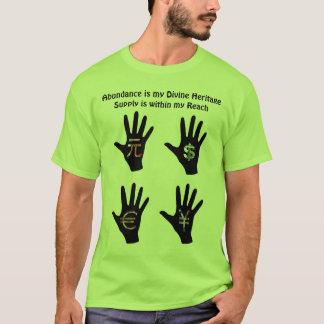 Abundance mens shirt
