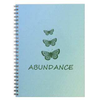 Abundance Notebook