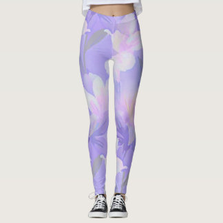 Abundance Of Flowers Leggings