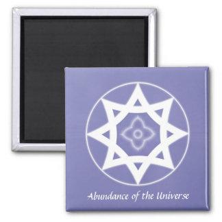 Abundance of the Universe Magnet